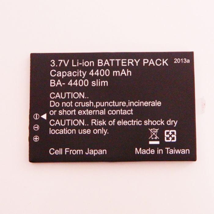 Lawmate BA-4400SLIM baterija za DVR PV-1000Touch