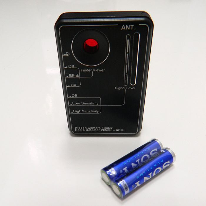 Lawmate RD-10 Detektor