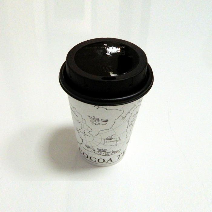 Lawmate PV-CC10 DVR kamera prikrivena u poklopcu šalice za kavu