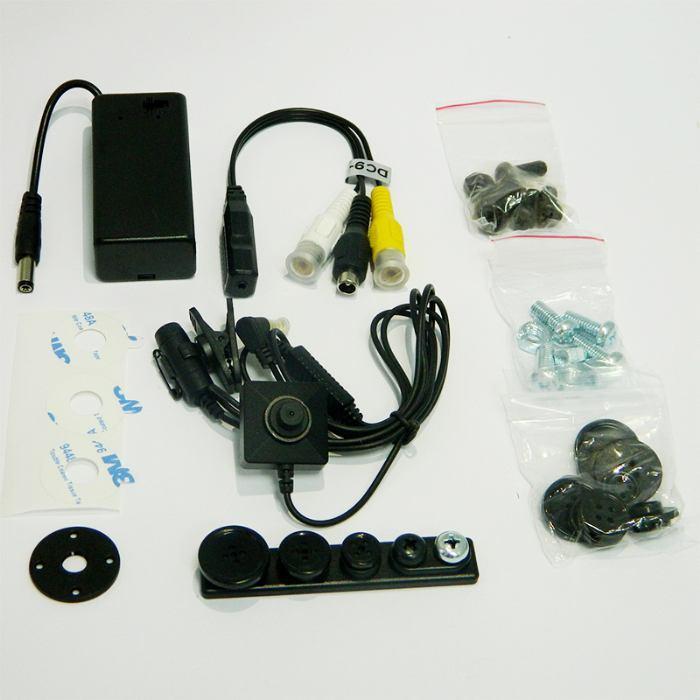 Lawmate BU-19 analogna kamera