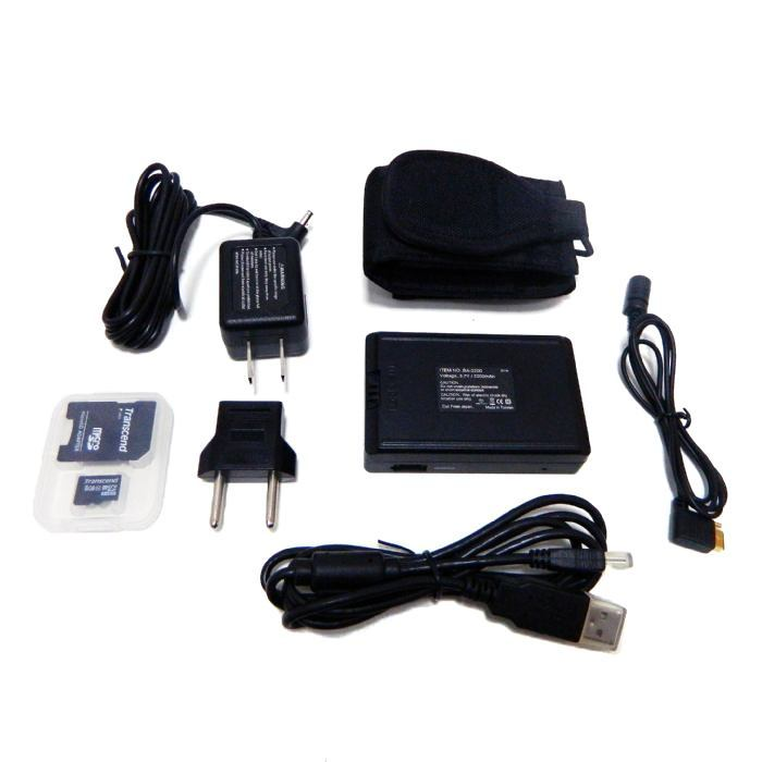 Lawmate PV-500HDW i BU-18HD