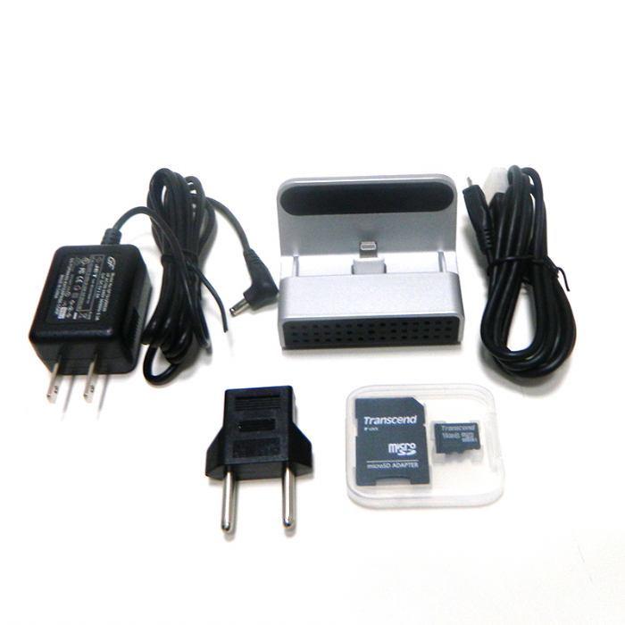 Lawmate PV-CHG20i (iOS) AC Adapter IP Modul